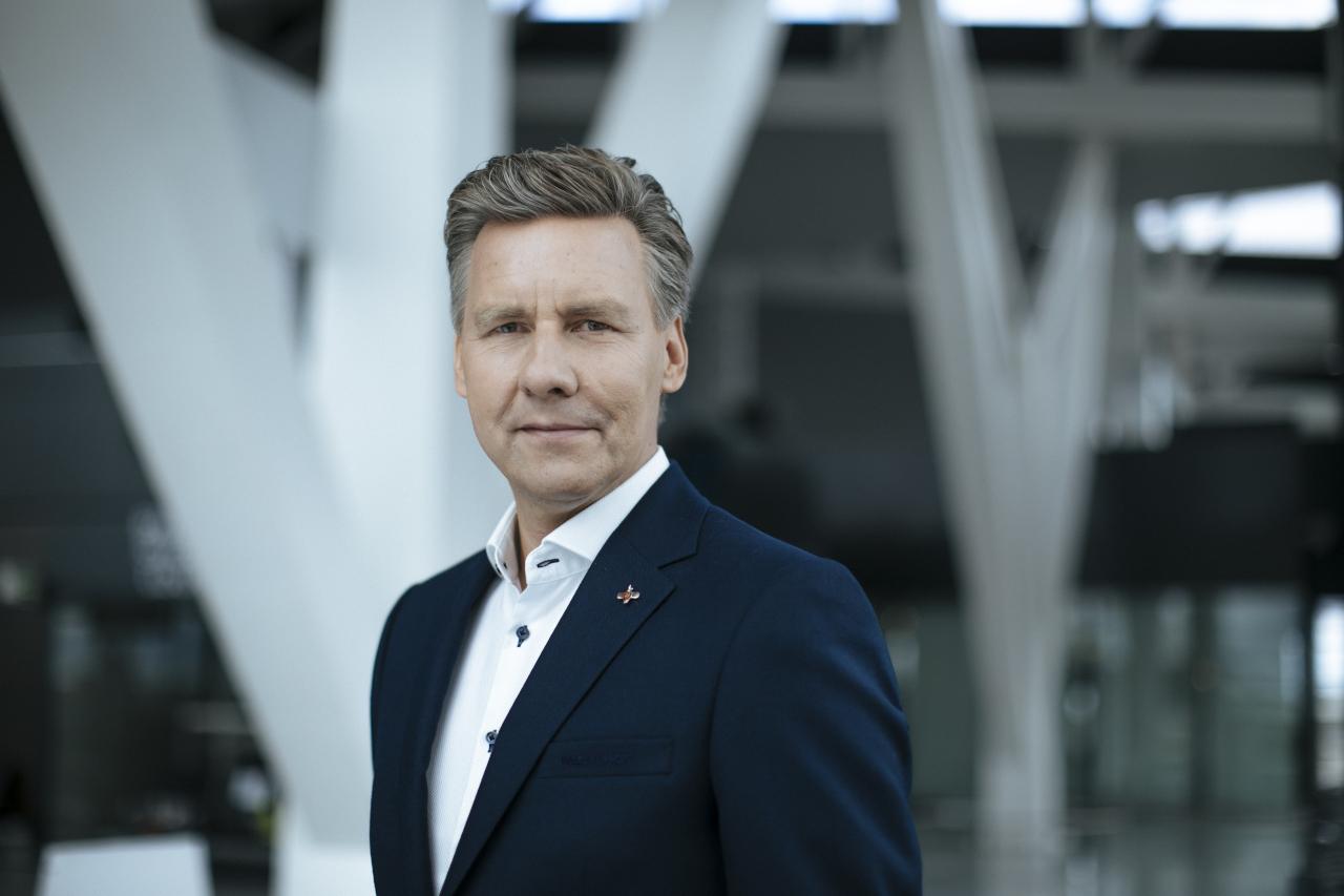 Tomasz Kłoskowski - Prezes Portu Lotniczego Gdańsk
